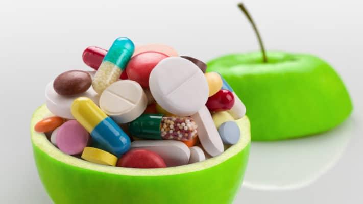 Дефицит витаминов