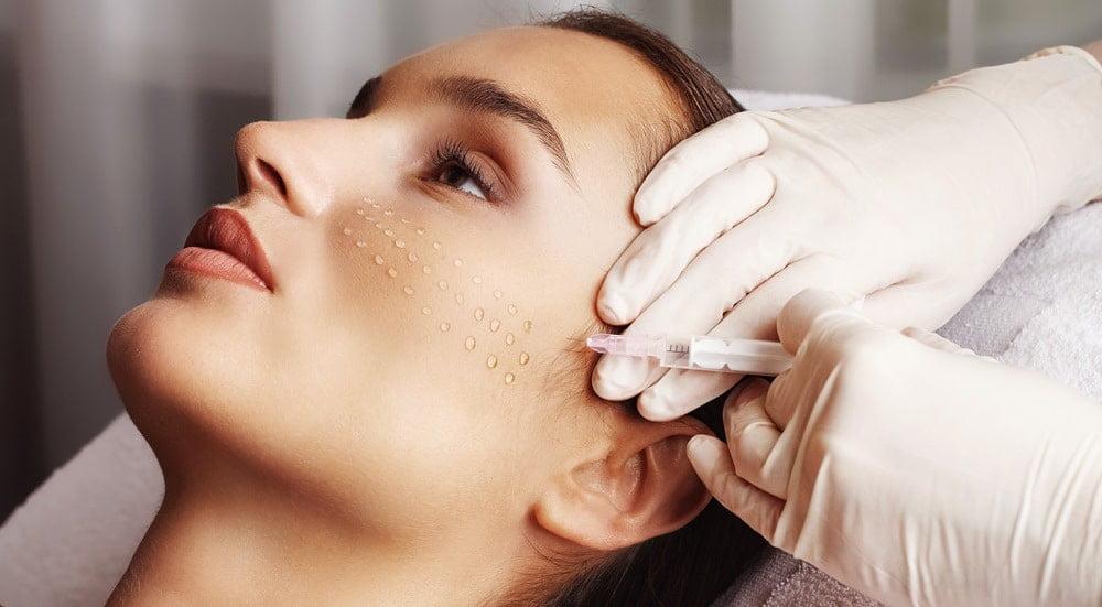 Процедура биоревитализации лица